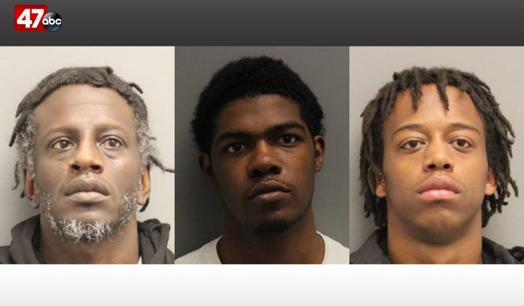 1280 Magnolia Triple Arrest Feature