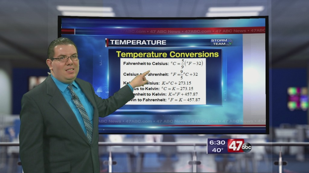 Weather Tidbits: Temperature 4.1.20