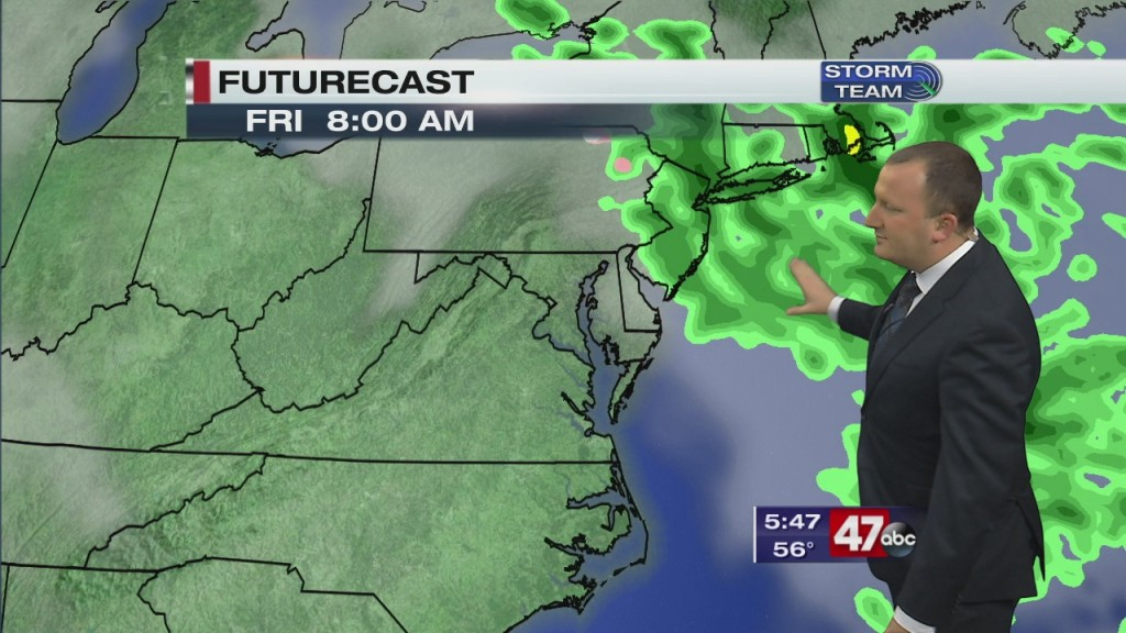 Evening Forecast Video 4.1.20