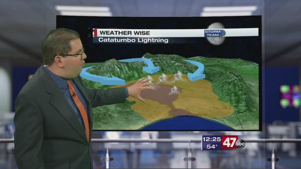 Weather Tidbits: Catatumbo Lightning 4.2.20