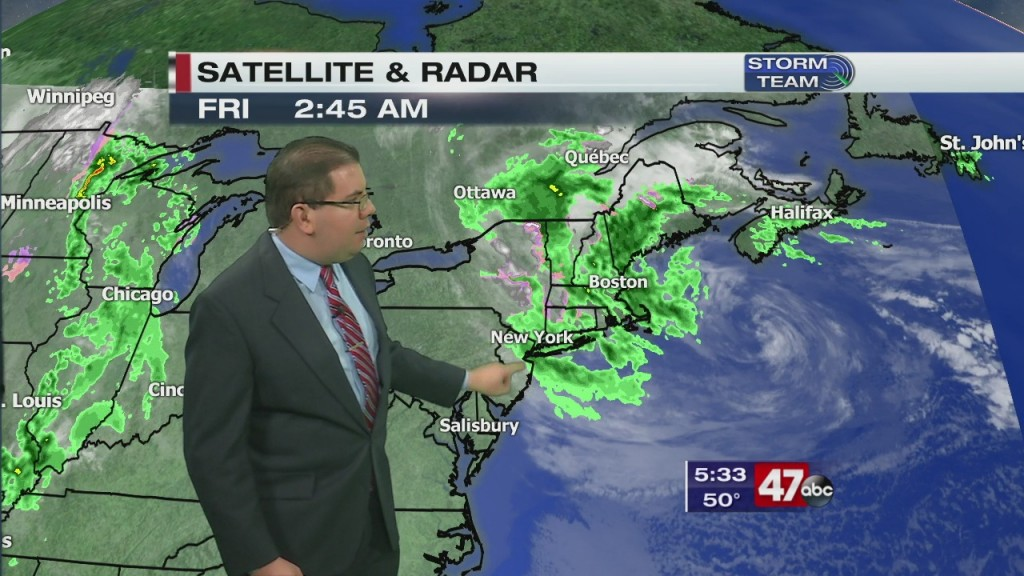 Morning Forecast Video 4.3.20