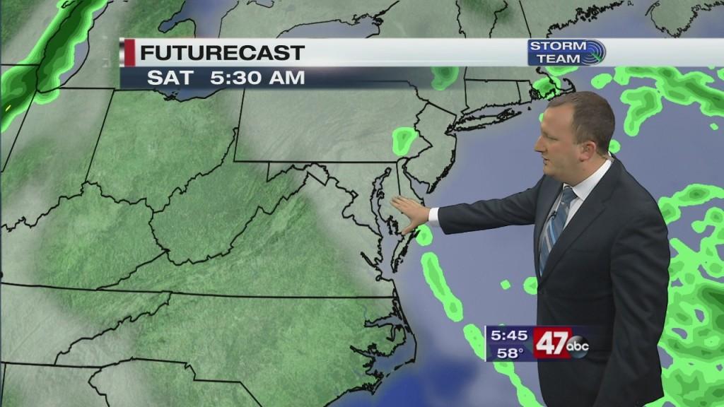 Evening Forecast Video 4.3.20
