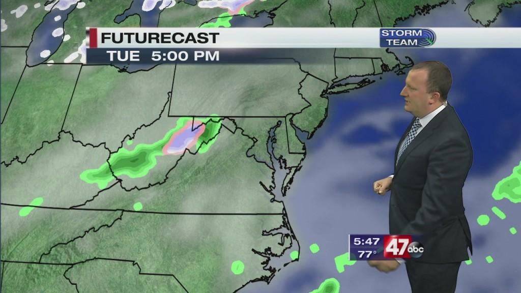 Evening Forecast Video 4.13.20