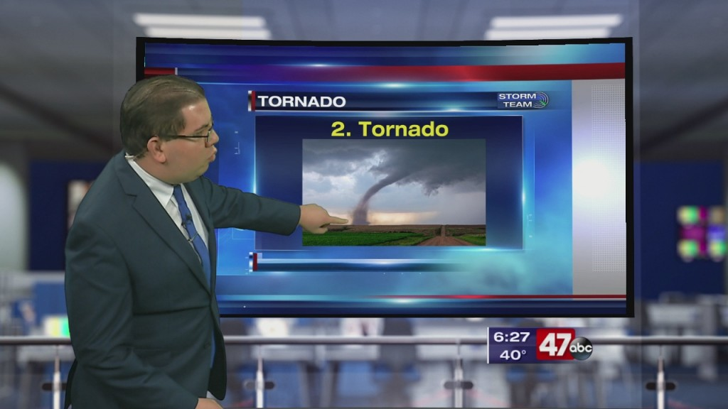 Weather Tidbits: Tornado