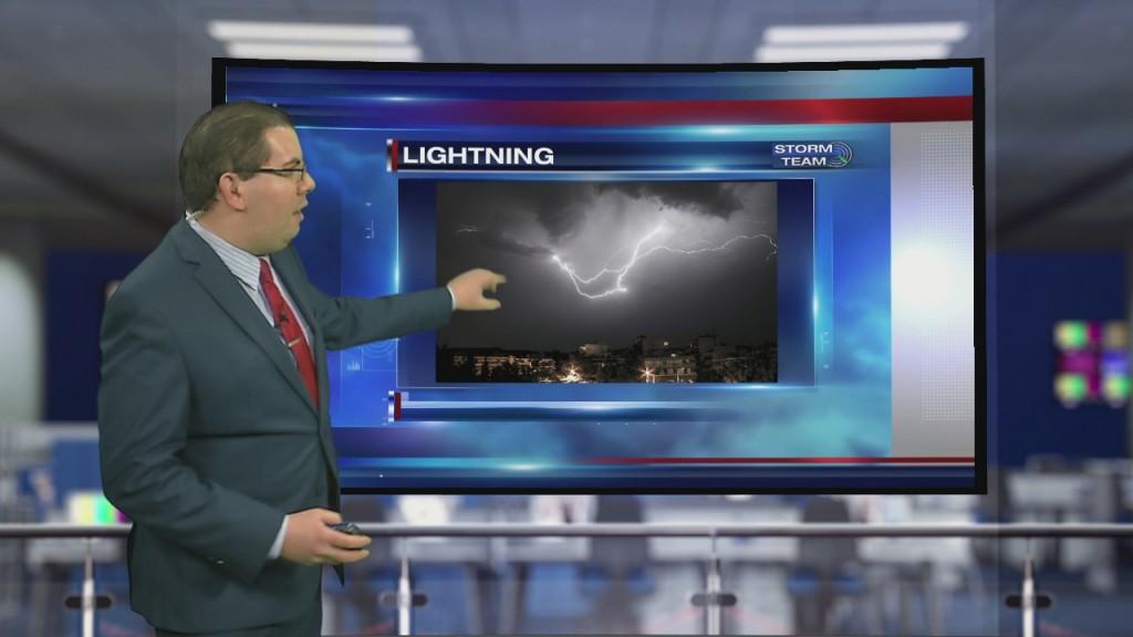 Weather Tidbits: Lightning 4.17.20