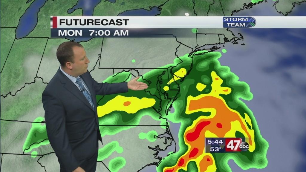 Evening Forecast Video 4.17.20