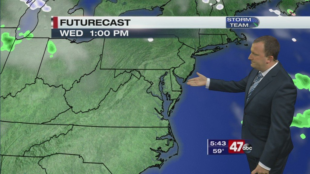 Evening Forecast Video 4.21.20