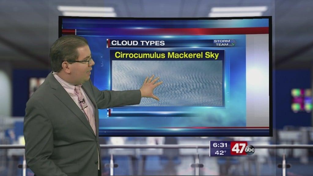 Weather Tidbits: Cirrocumulus
