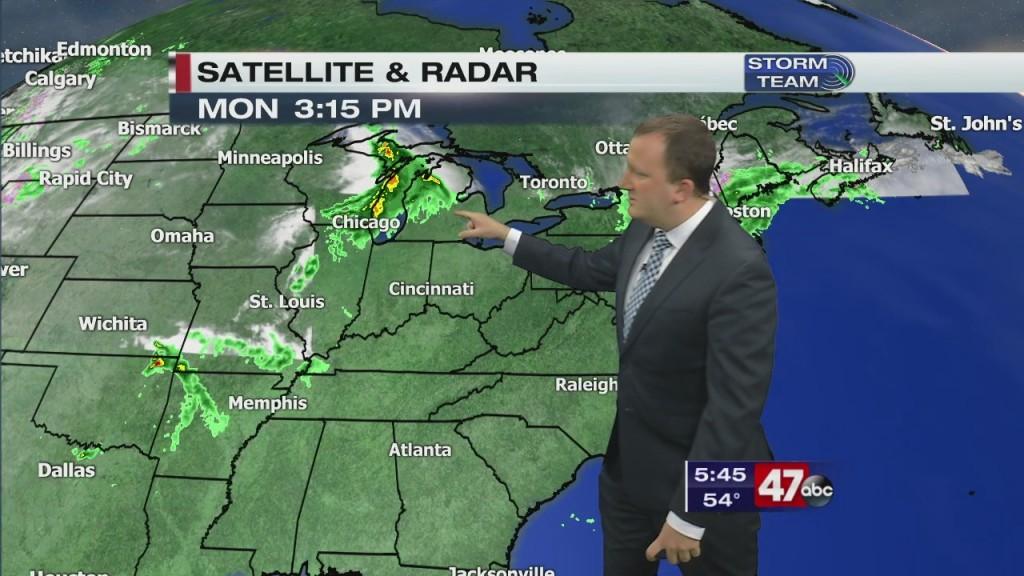 Evening Forecast Video 4.27.20