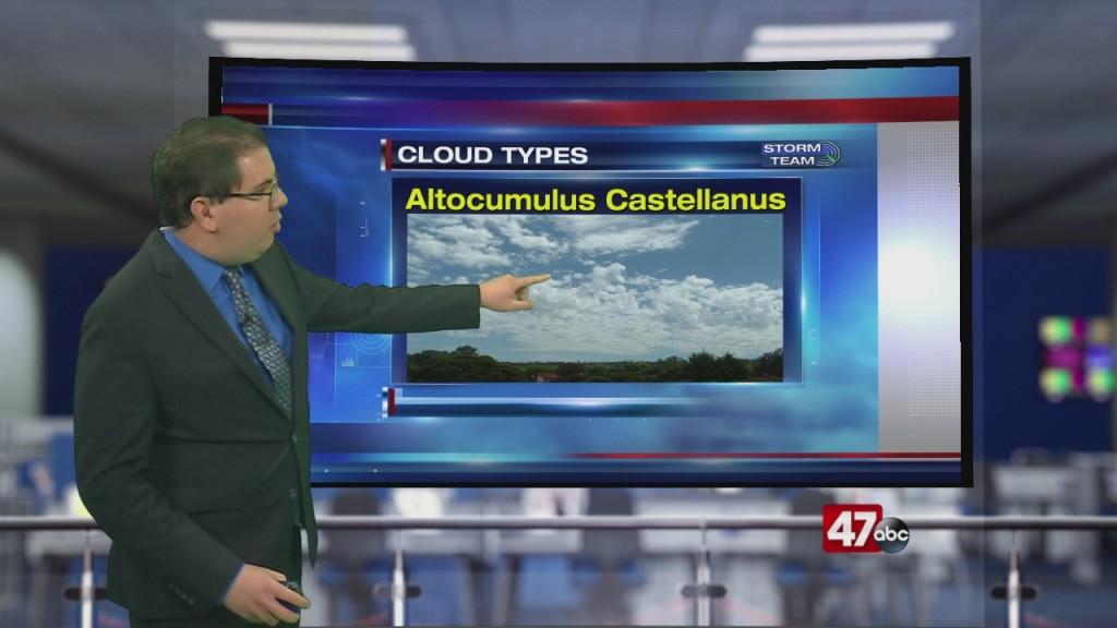 Weather Tidbits: Altocumulus