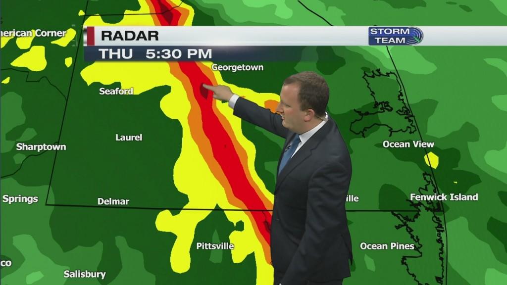 Evening Forecast Video 4.30.20