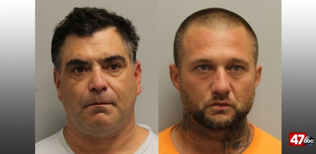 1280 Delaware Construction Thefts