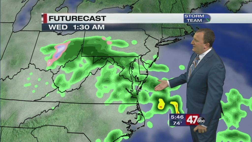 Evening Forecast Video 5.4.20