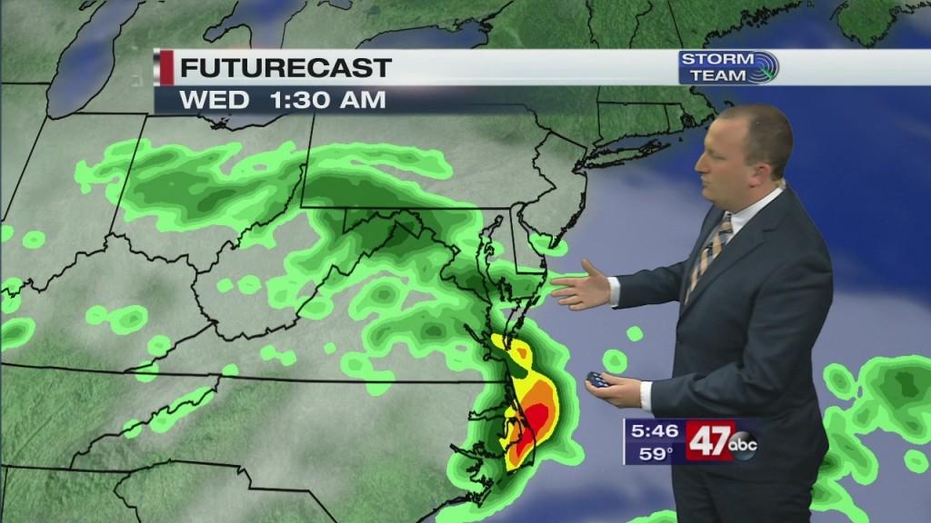 Evening Forecast Video 5.5.20