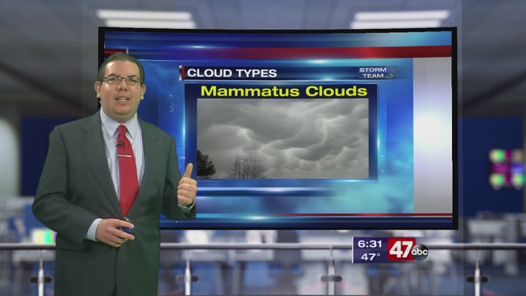Weather Tidbits: Uncommon Clouds