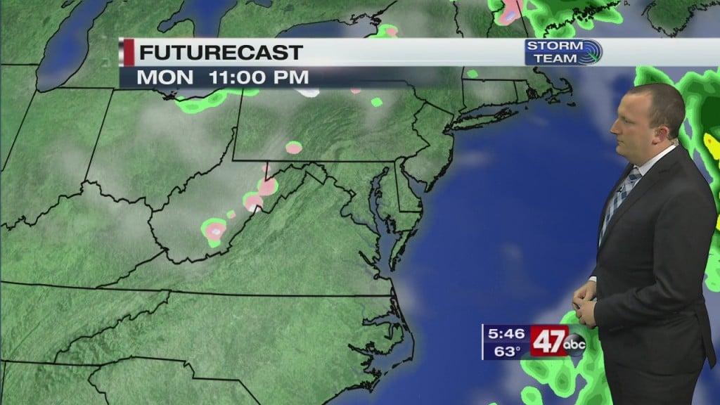 Evening Forecast Video 5.11.20