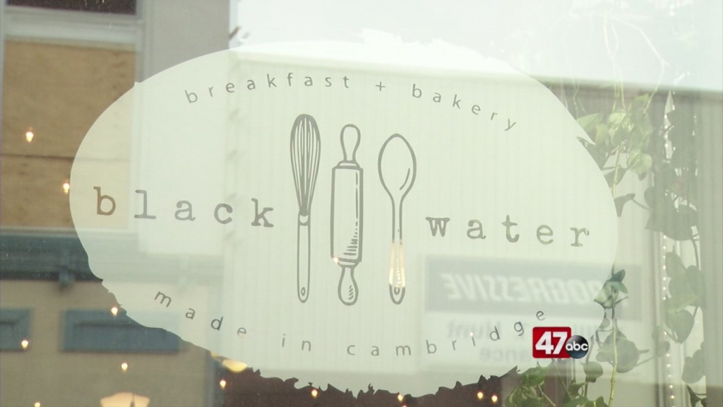 Open For Business: Black Water Bakery