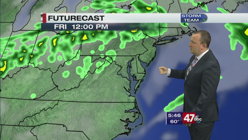 Evening Forecast Video 5.12.20