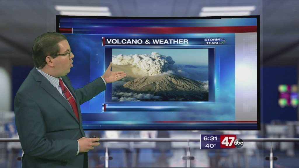 Weather Tidbits: Volcano