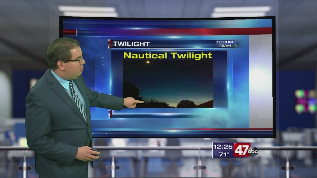 Weather Tidbits: Twilight