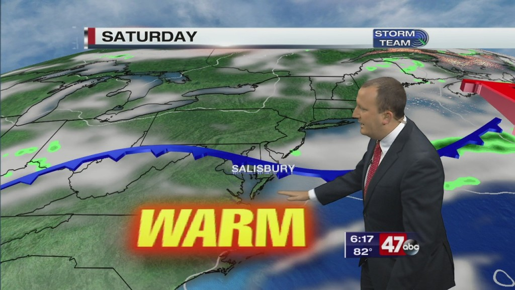 Evening Forecast Video 5.15.20