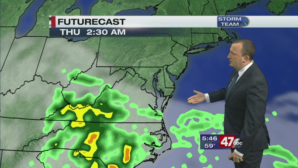 Evening Forecast Video 5.19.20