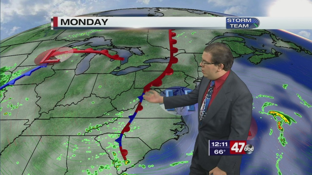 Afternoon Forecast Video 5.25.20