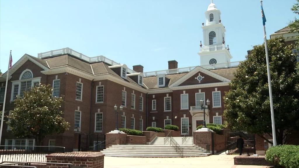 Delaware Legislative Hall Dover