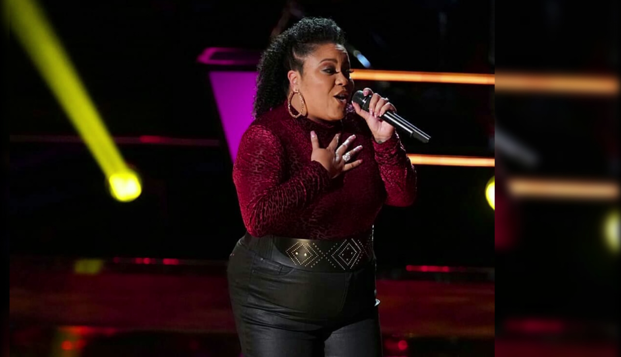 Image result for toneisha harris the voice