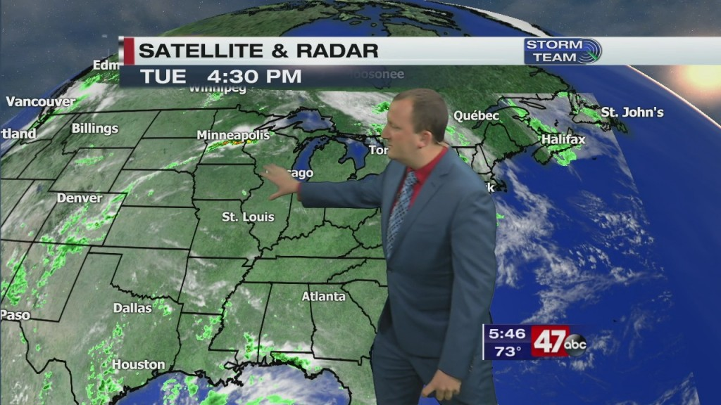 Evening Forecast Video 6.2.20