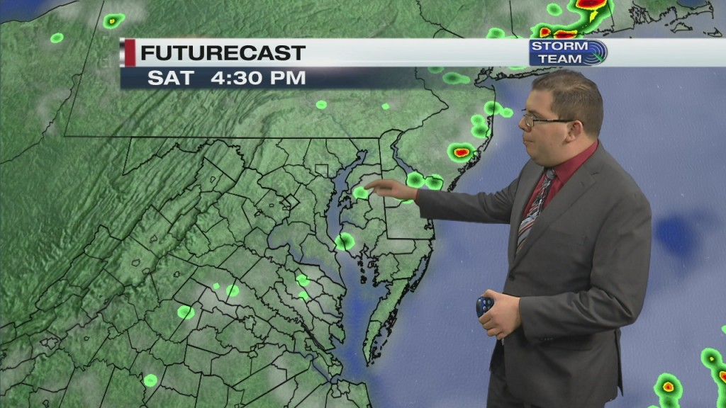 Morning Forecast Video 6.5.20