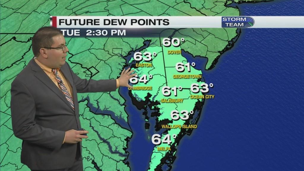 Evening Forecast Video 6.7.20