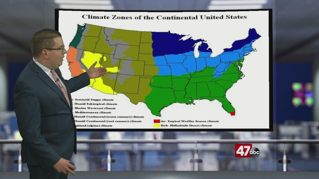 Weather Tidbits: Koppen Climate System