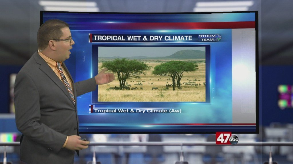 Weather Tidbits: Tropical Wet & Dry Climates