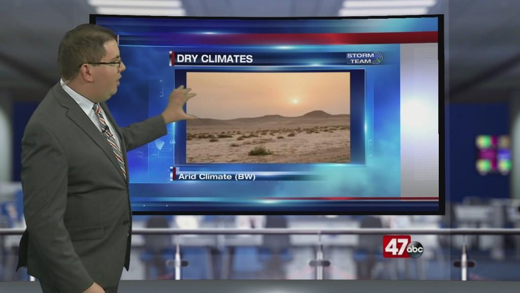 Weather Tidbits: Arid Climates