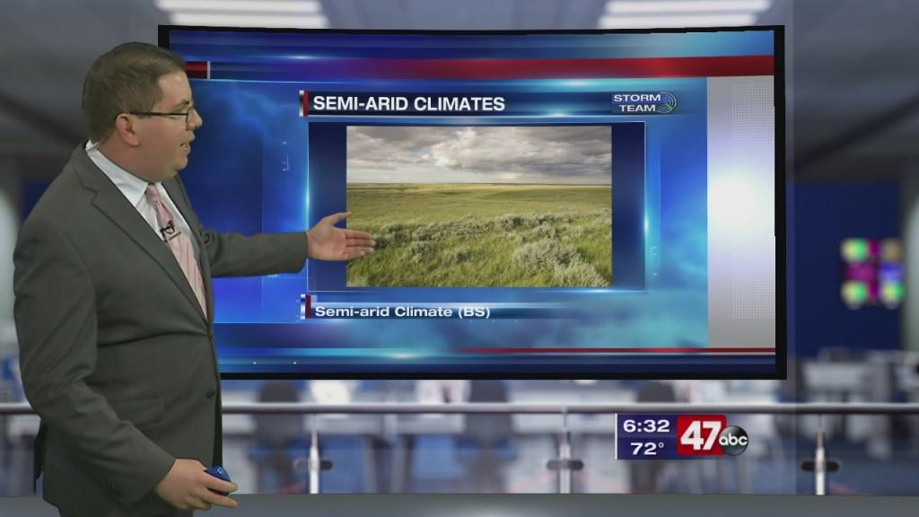 Weather Tidbits: Semi Arid Climates