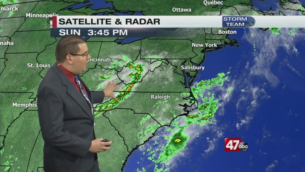 Evening Forecast Video 6.14.20
