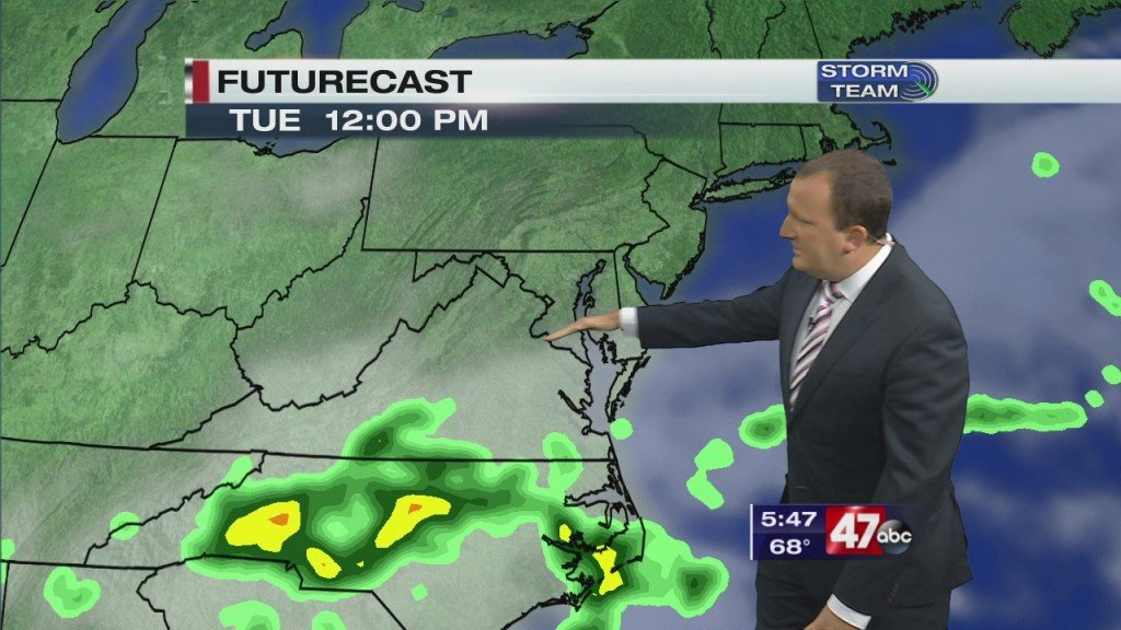 Evening Forecast Video 6.15.20