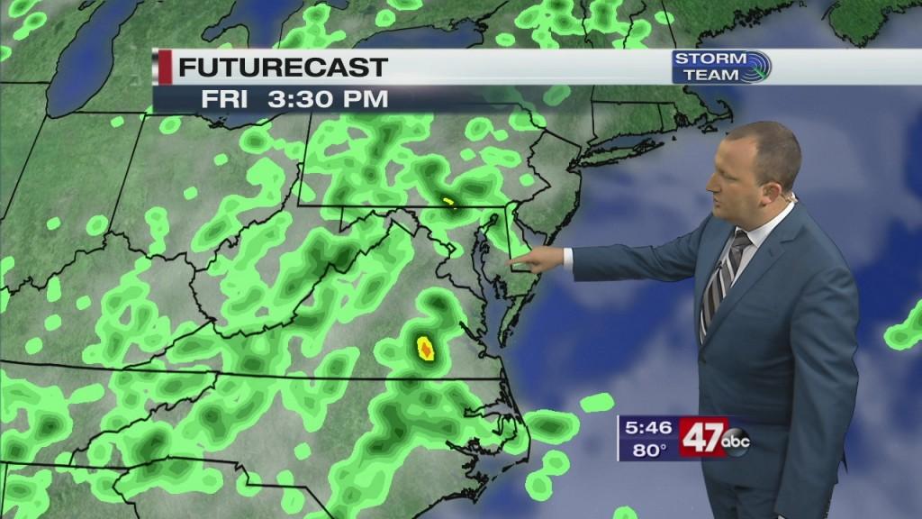 Evening Forecast Video 6.18.20