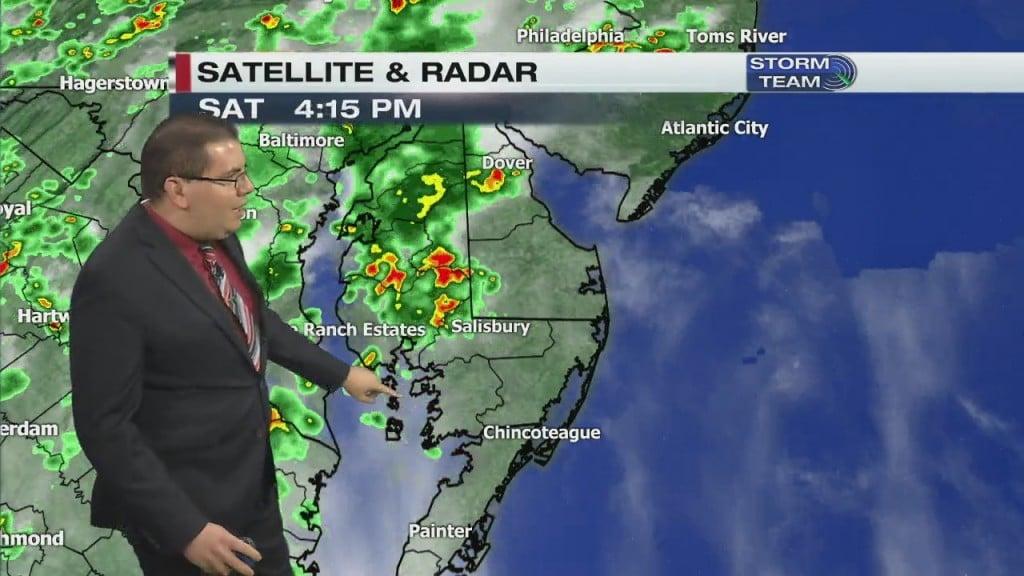 Evening Forecast Video 6.20.20