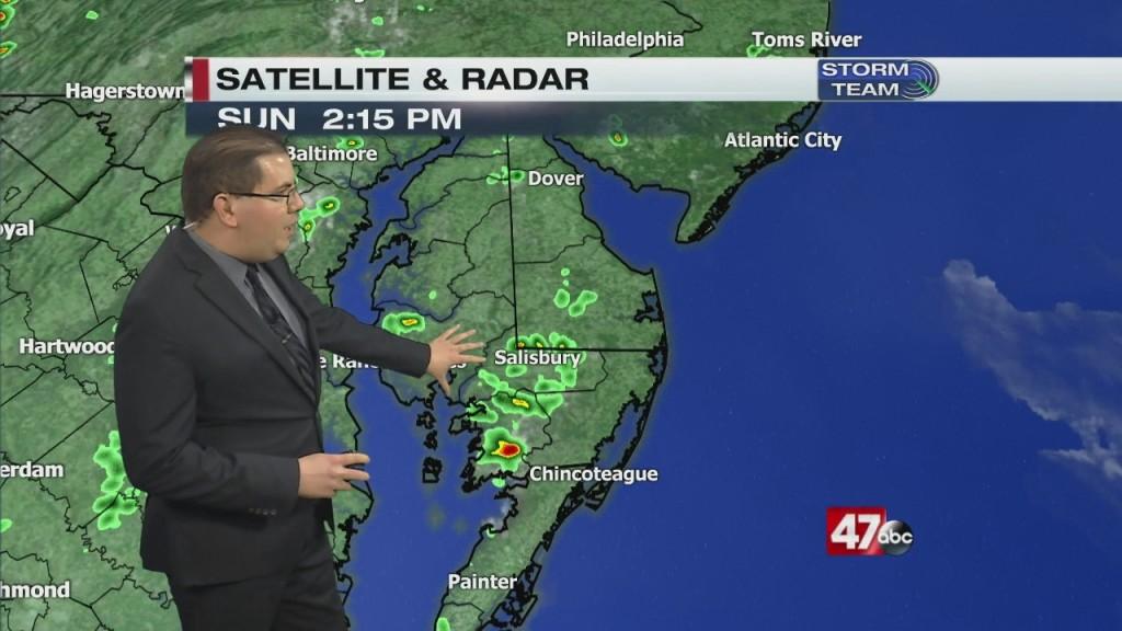 Evening Forecast Video 6.21.20
