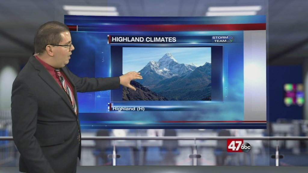 Weather Tidbits: Highland Climate