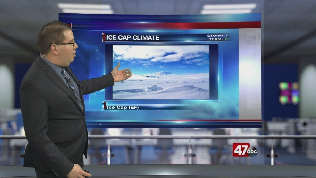 Weather Tidbits: Ice Cap Climate