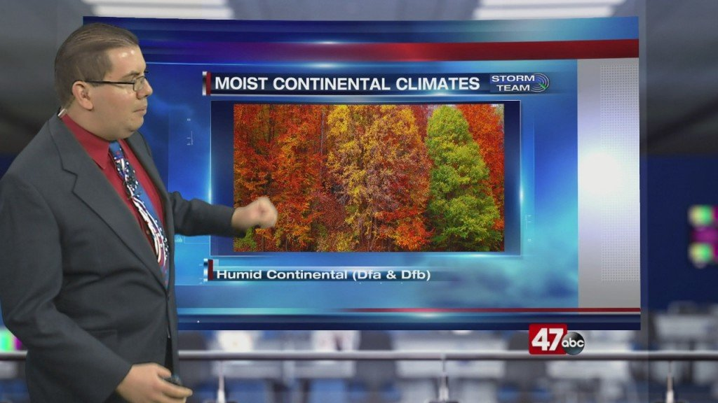 Weather Tidbits: Moist Continental Climate