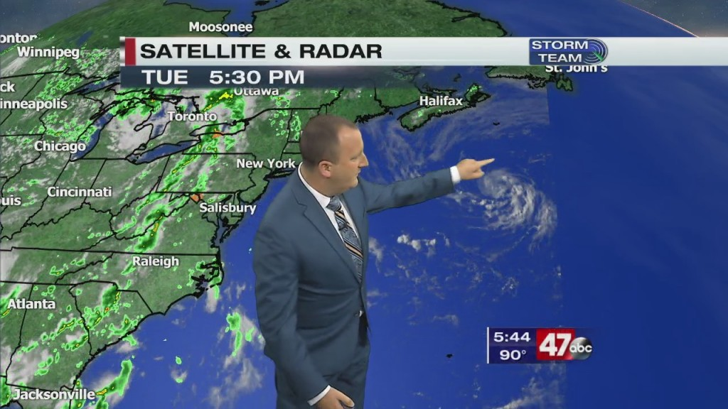 Evening Forecast Video 6.23.20