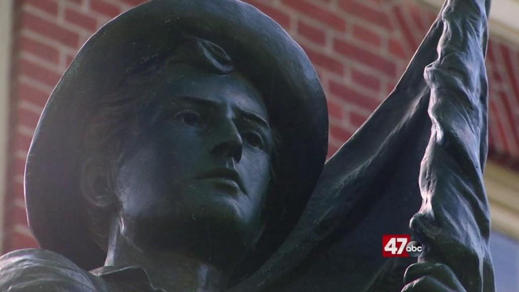 Rethinking The Talbot Boys Statue