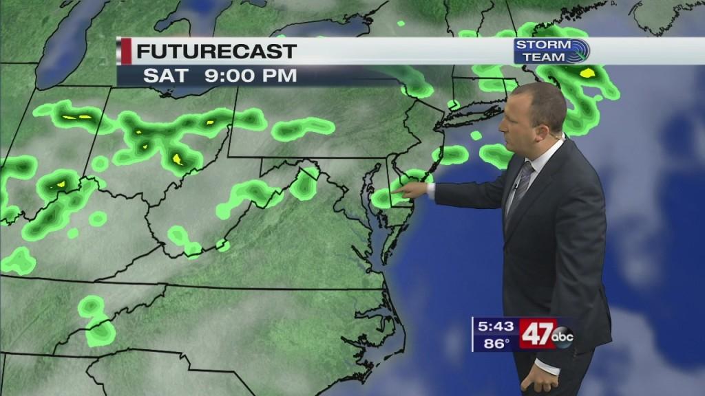 Evening Forecast Video 6.26.20