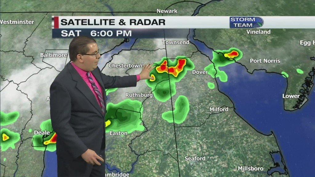 Evening Forecast Video 6.27.20