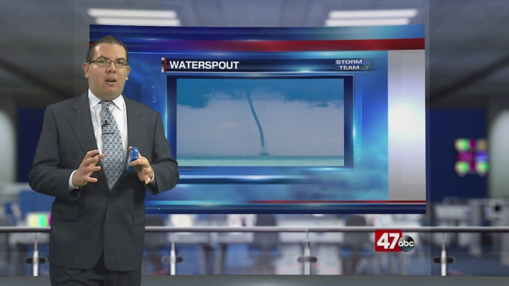 Weather Tidbits: Waterspouts