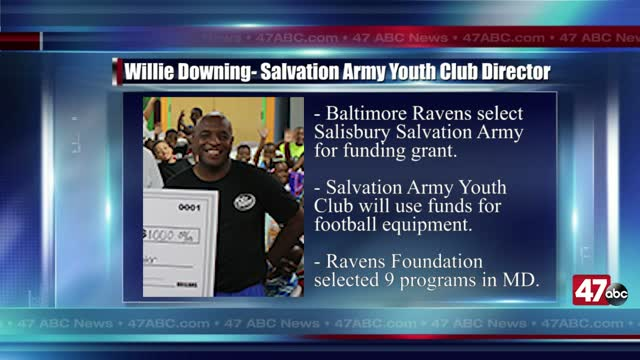 Salvation Army Ravens